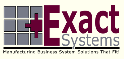 Exact Systems Header Logo